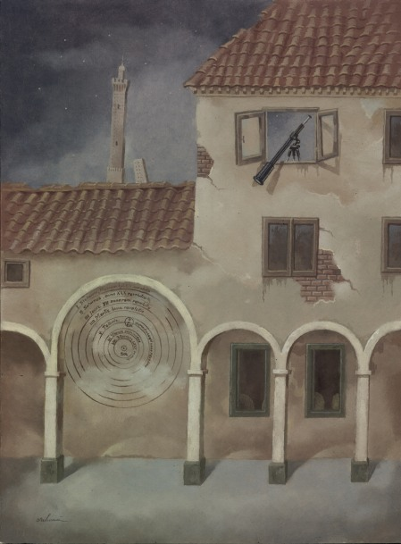 Copernicus' Room in Bologna