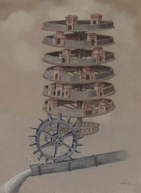 Portile orasului