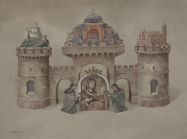 Saragozza Gate