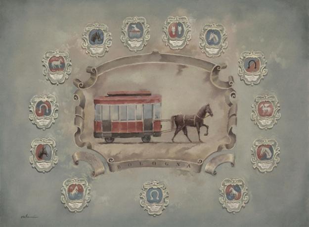 Tramvaiul cu cal web